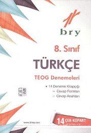 8. Sınıf Türkçe TEOG Denemeleri
