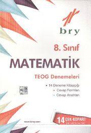 8. Sınıf Matematik TEOG Denemeleri