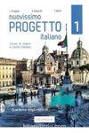 Nuovissimo Progetto italiano 1 Quaderno degli esercizi +CD audio
