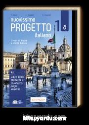 Nuovissimo Progetto italiano 1a (Libro+Quaderno+Esercizi interattivi+DVD+CD)