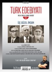 Türk Edebiyatı Aylık Fikir ve Sanat Dergisi Sayı: 551 Eylül 2019