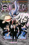 One Piece 42.Cilt / Korsanlar CP9'a Karşı