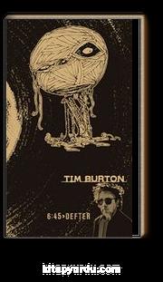 Tim Burton Eskizler I (Orta Boy)