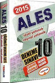 2015 ALES Sözel Yetenek-Sayısal Yetenek Tamamı Çözümlü 10 Fasikül Deneme