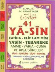 41 Yasin Çanta Boy (Kod:YAS004)