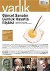 Varlık Aylık Edebiyat ve Kültür Dergisi Eylül 2019