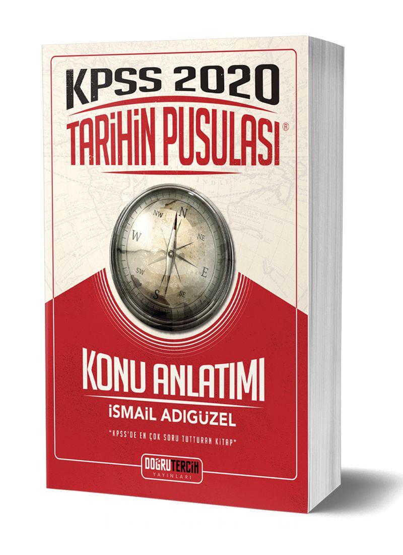 2020 KPSS Tarihin Pusulası Konu Anlatımı PDF Kitap İndir