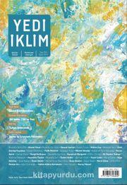 7edi İklim Sayı:354 Eylül 2019 Kültür Sanat Medeniyet Edebiyat Dergisi