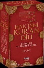 Hak Dini Kur'an Dili 2. hamur (10 Cilt)