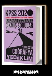 2020 KPSS Genel Kültür Coğrafya Tamamı Çözümlü Konularına Göre Çıkmış Sorular