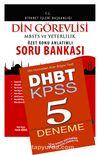 DHBT Din Hizmetleri Alan Bilgisi Deneme Testi İlaveli Soru Bankası