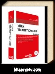 Türk Ticaret Kanunu / Cep-07