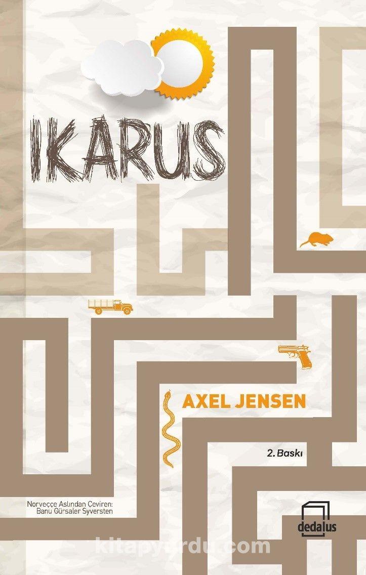 İkarus - Axel Jensen pdf epub
