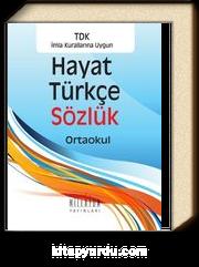 Hayat Türkçe Sözlük (Ortaokul)