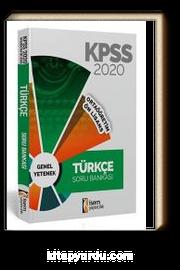 2020 KPSS Ortaöğretim Ön Lisans Türkçe Tamamı Çözümlü Soru Bankası