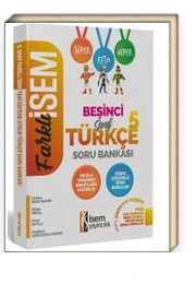 2020 Farklı İsem 5. Sınıf Türkçe Soru Bankası