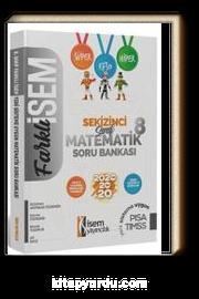 2020 Farklı İsem LGS 8. Sınıf Matematik Soru Bankası