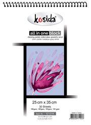 Kosida Oll In One Blok 25X35 30Y