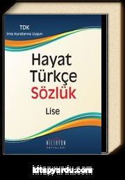 Hayat Türkçe Sözlük Lise