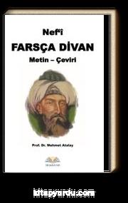 Nef'i, Farsça Divan (Metin-Çeviri)