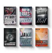 Programlama Eğitim Seti 2  (6 Kitap)