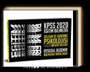 2020 KPSS Eğitim Bilimleri Gelişim ve Öğrenme Psikolojisi Video Ders Notları