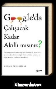 Google'da Çalışacak Kadar Akıllı mısınız?