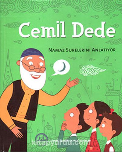 Cemil Dede Namaz Surelerini Anlatıyor (Tek Kitap) - Mehmet Nezir Gül pdf epub