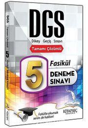 2014 DGS Tamamı Çözümlü 5 Fasikül Deneme Sınavı