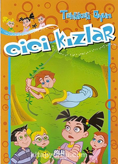 Cici Kızlar / Tehlikeli Oyun - Ercan Dinçer pdf epub