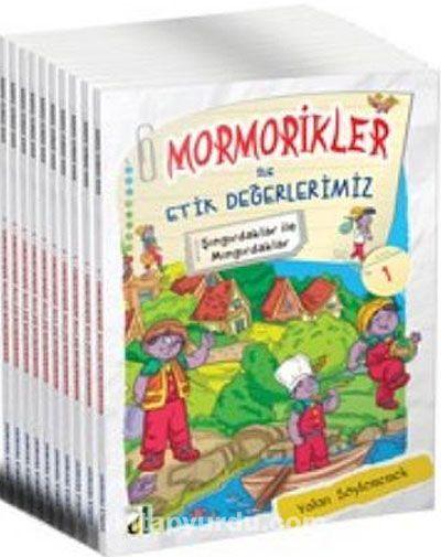 Mormorikler ile Etik Değerlerimiz Seti (10 Kitap)