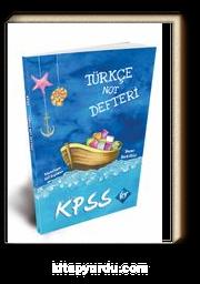 2020 KPSS Türkçe Konu Anlatımlı Not Defteri