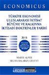 2015 Economicus KPSS A Grubu Uluslararası İktisat Büyüme ve Kalkınma Türkiye Ekonomisi İktisadi Doktrinler Tarihi