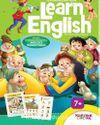 İlkokullar İçin Learn English-Yeşil