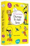 Dik Temel Harflerle Okumaya İlk Adım Serisi (10 Kitaplık Set)