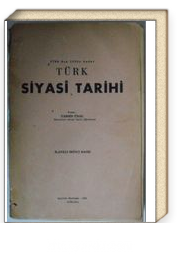 1700 den 1958 e Kadar Türk Siyasi Tarihi Kod: 6-E-24