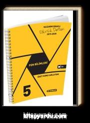 5. Sınıf Din Kültürü ve Ahlak Bilgisi Özet Konu Anlatımı Etkinlik Kitabı