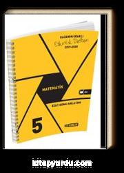 5. Sınıf Matematik Özet Konu Anlatımı Etkinlik Defteri