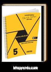 5. Sınıf Sosyal Bilgiler Özet Konu Anlatımı Etkinlik Kitabı