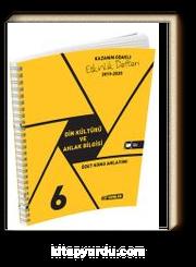 6. Sınıf Din Kültürü ve Ahlak Bilgisi Özet Konu Anlatımı Etkinlik Kitabı