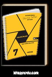 7. Sınıf Fen Bilimleri Özet Konu Anlatımı Etkinlik Kitabı