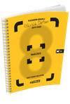 8. Sınıf İngilizce Özet Konu Anlatımı Etkinlik Defteri