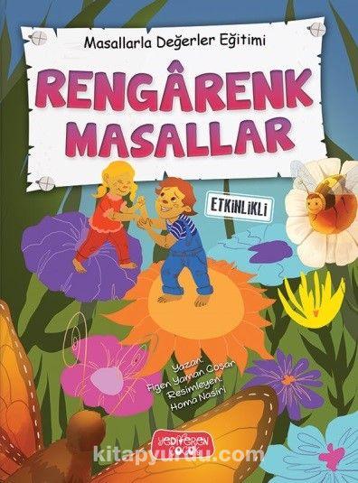 Rengarenk Masallar - Figen Yaman Coşar pdf epub