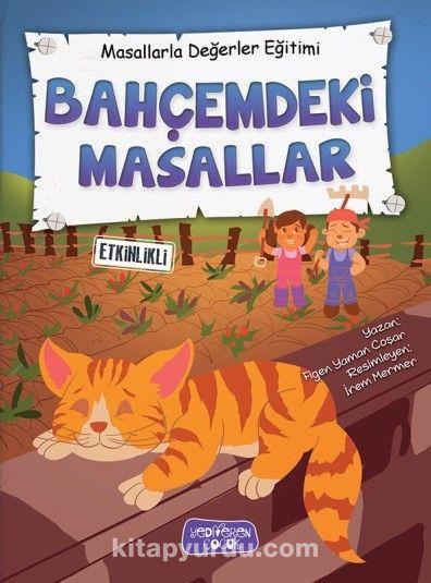 Bahçemdeki Masallar - Figen Yaman Coşar pdf epub