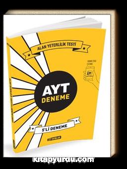 AYT Deneme 5'li Deneme