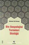 Din Sosyolojisi Terimler Sözlüğü