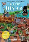 Kayıp Diyar - Yaratıcı Çocuklar İçin Pencereli Keşif Kitabı