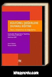 Kültürel Değerlere Duyarlı Eğitim & Teori, Araştırma ve Uygulama
