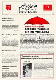 Çelimli Çalım Türk Milliyetçilerinin Mecmuası Aylık Dergi Yıl:1 Sayı:4