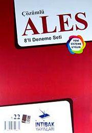 2015 ALES Çözümlü 8'li Deneme Seti